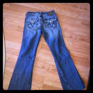 Vigoss Jeans- Juniors Size 3/4